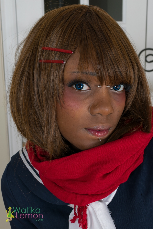 Mekakucity Actors Ayano Cosplay Dolly-5