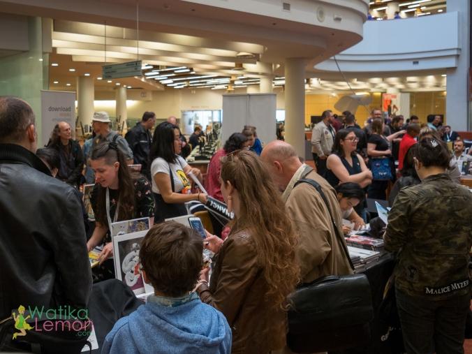 Toronto Comic Arts Festival 2018-3