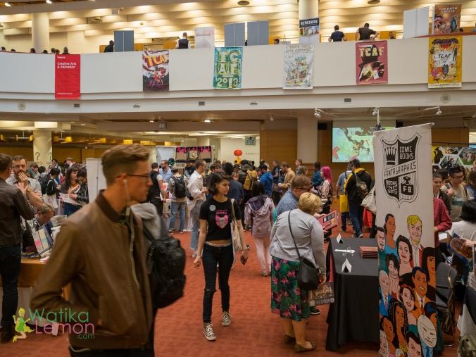 Toronto Comic Arts Festival 2018-6