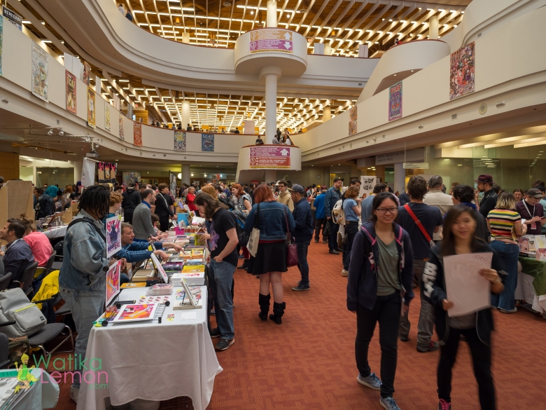 Toronto Comic Arts Festival 2018