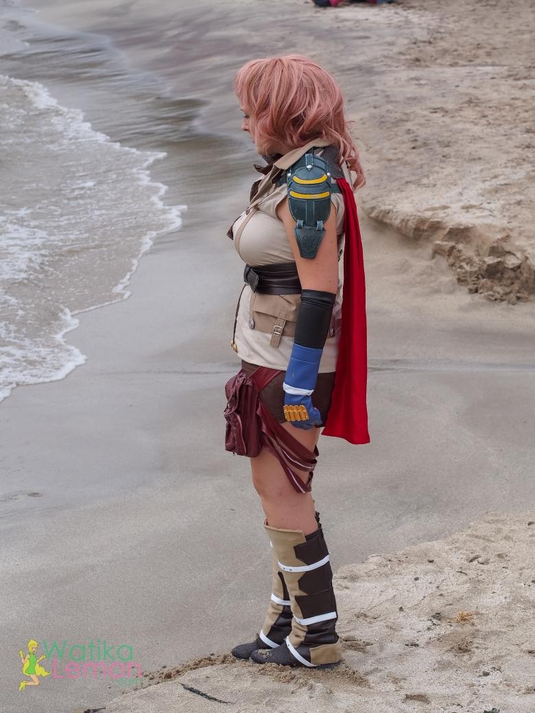 Final Fantasy Cosplay Lightning Nicole-3