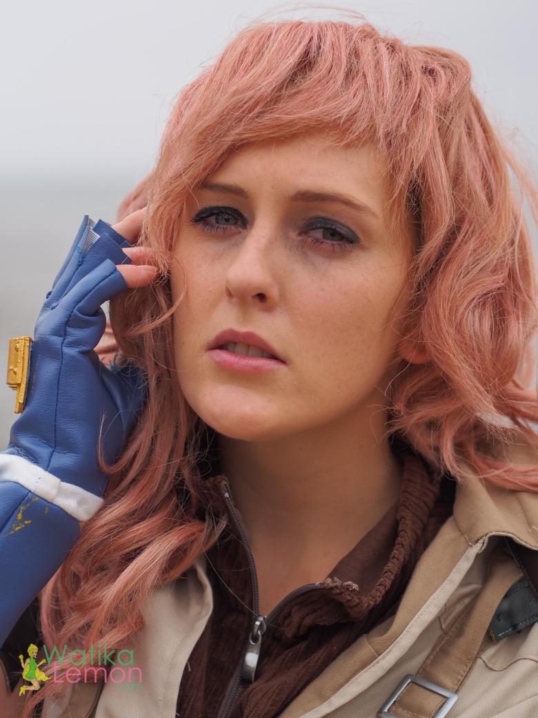 Final Fantasy Cosplay Lightning Nicole-4