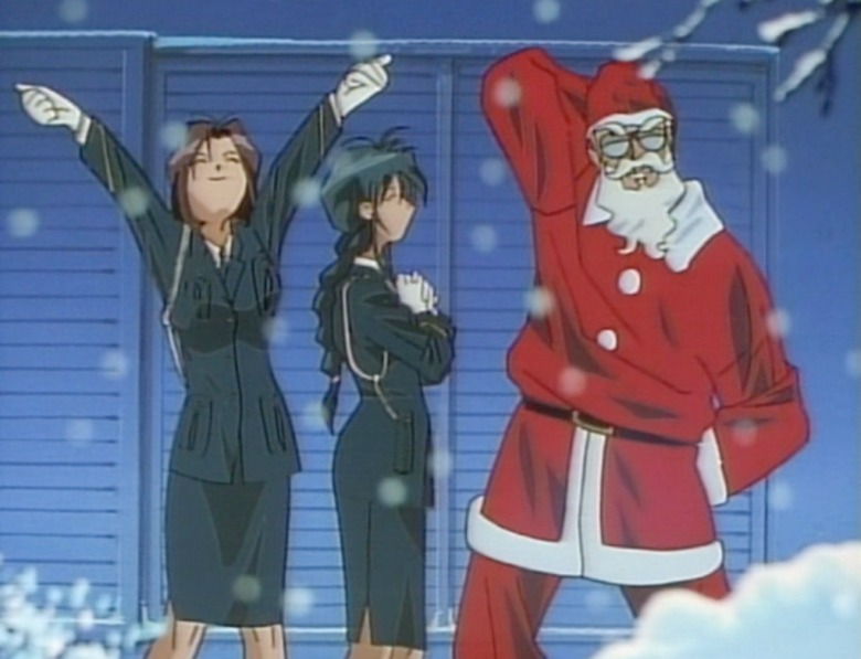 You're Under Arrest Santa Claus Panic.jpg